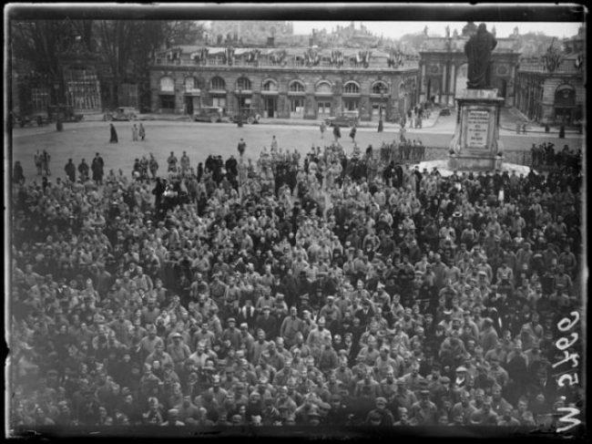 Spécial Centenaire de l'Armistice: lettres de novembre 1918 – courrier du 12 novembre