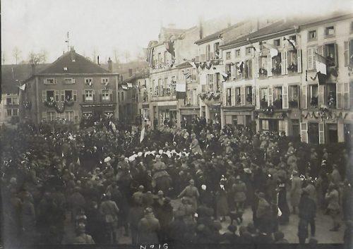 Spécial Centenaire de l'Armistice – lettres de novembre 1918 : courrier du 20 novembre