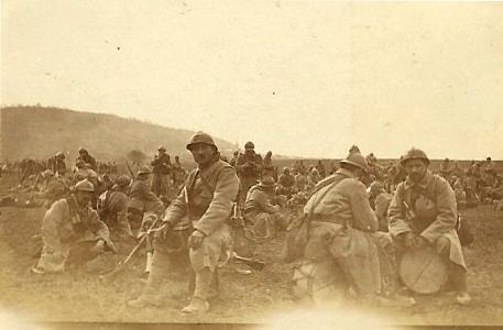 Front 1ère partie : Du nouveau bientôt… mars 1916