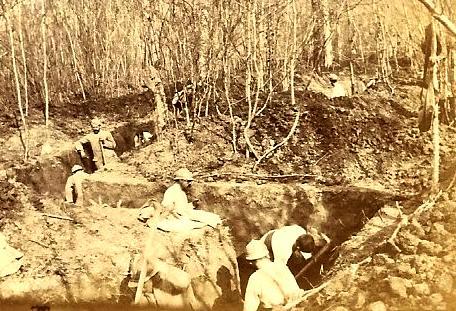 Front 1ère partie : Verdun (3) – Rassurer la famille