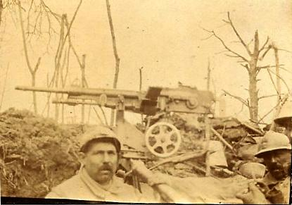 Front 1ère partie : Verdun (7) La Foi malgré la boue … avril 1916